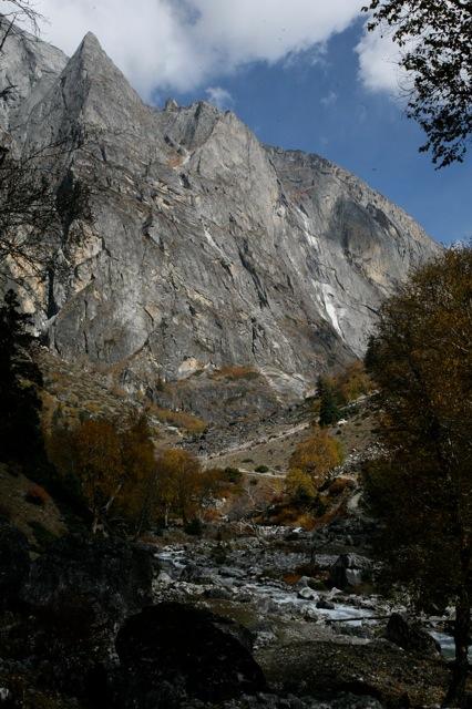 Nepal landscape