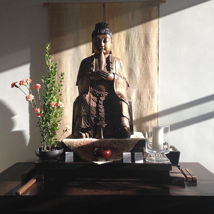 Zazenkai with Dharma talk by Ryotan