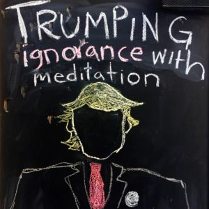 Trumping Ignorance With Meditation
