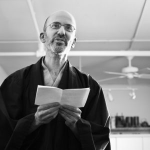 Online Zendo and Dharma Talk by Bokushu