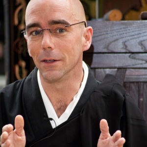 Online Zendo and Dharma Talk by Jo An