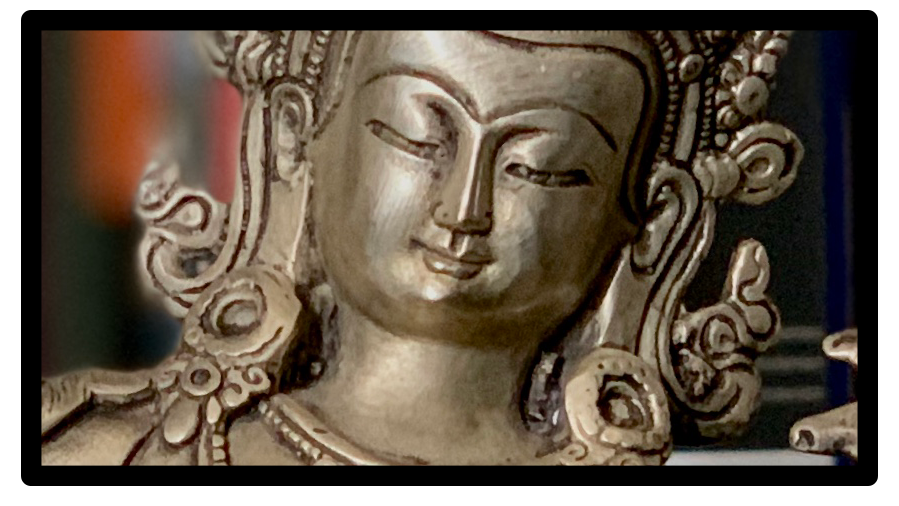Manjushri Bodhisattva